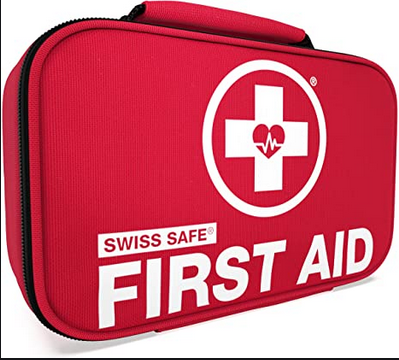 The medical kit is the ideal ally to provide peace of mind and security