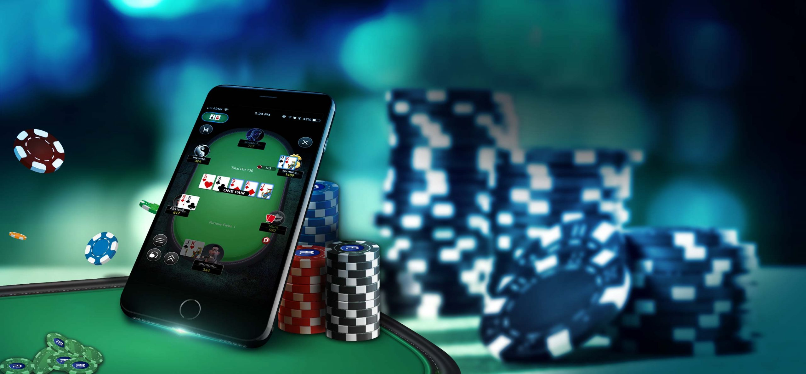 Will there be any cause of the recognition of on the internet poker online games?