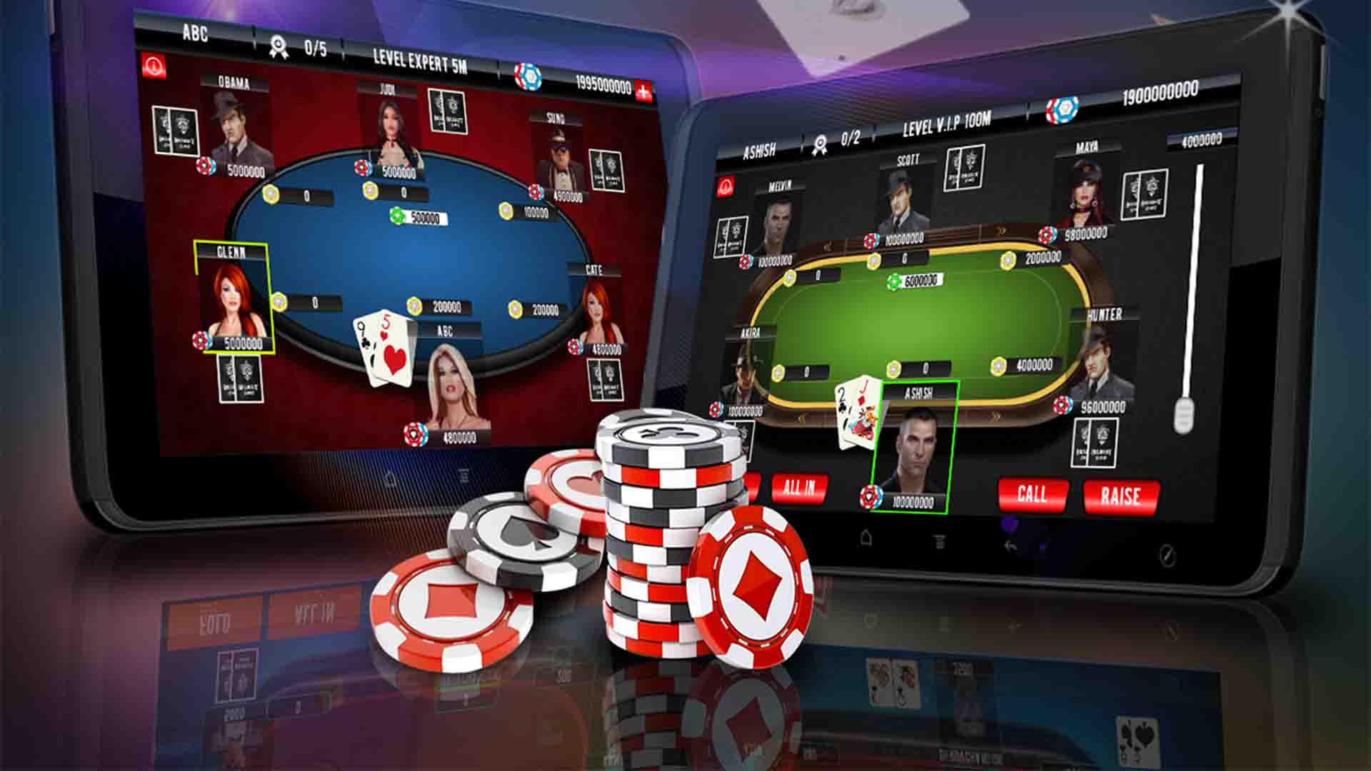 Select the right web site to enjoy poker