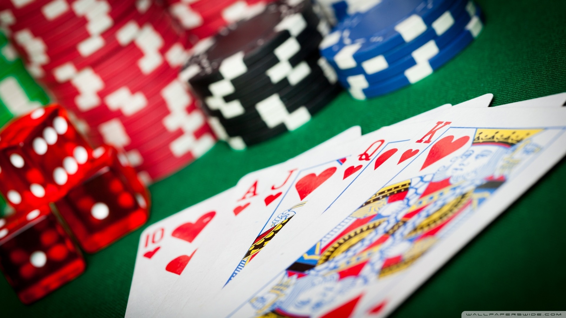 Explanations why gambling online is well-known