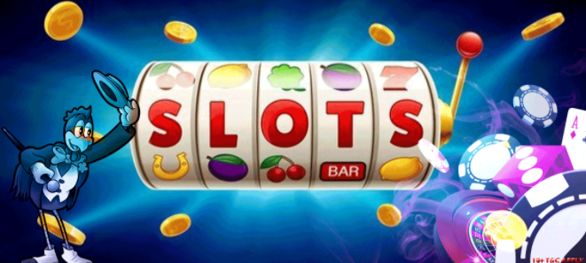 You can earn money by playing in an online casino