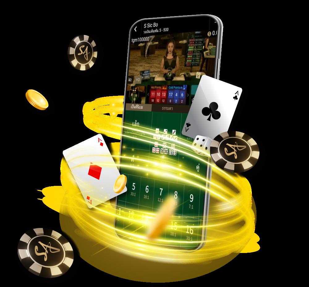 Take advantage of in-game bonuses SA Gaming