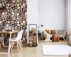 Simple to apply, easy to change, this is the non-woven Wallpaper (vliesbehang) available at Vliesbehang.